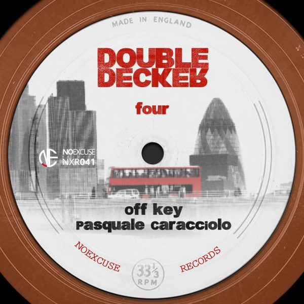 DOUBLE DECKER four | Pasquale Caracciolo and Off Key